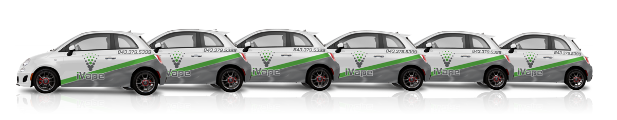iVape Fleet Graphics